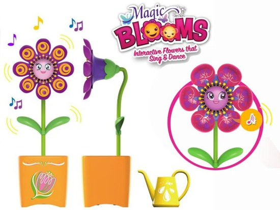 The magic flower is sung singing ZA2301