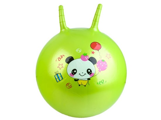 Toy ball jumper with ears to jump SP0362