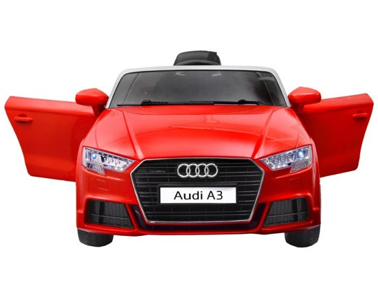 Toy car for AUDI A3 rechargeable battery PA0165