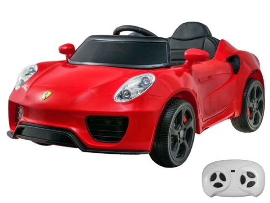 Toy car for sports accumulator + pilot PA0162
