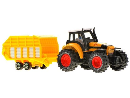 Tractor tractor trailer toy ZA1750