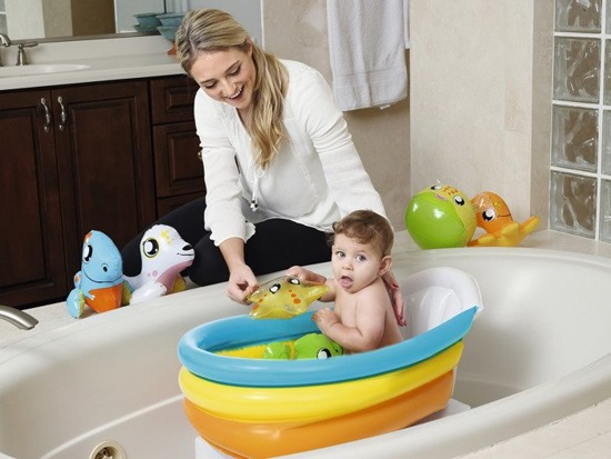 Travel Pumped tub 76cm Bestway 51134