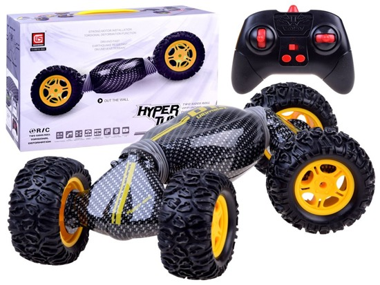 Two-sided RC controlled car with joints RC0479