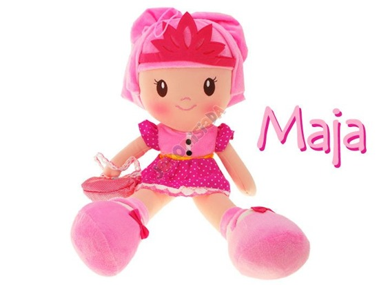 Very soft Doll Maja Lena Julia ZA1363