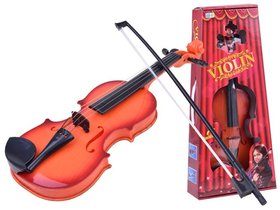 Violin for a small virtuoso toy IN0102