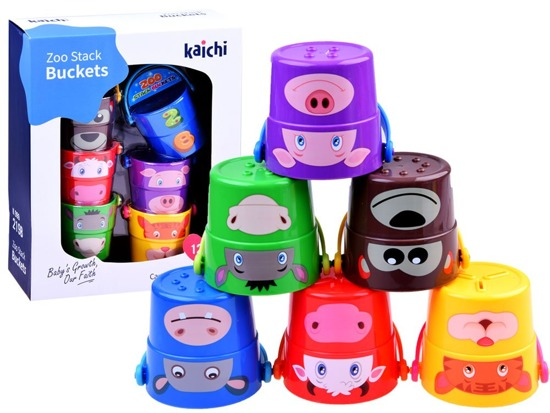 ZOO Stack buckets  ZA2431