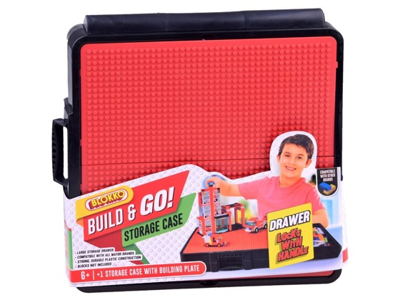 storage case for building blocks ZA2488