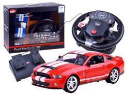 Auto Ford Shelby gt500 + pilot kierownica RC0428