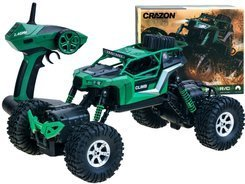 Auto TERENOWY MONSTER TRUCK + pilot 2,4 GHz RC0399
