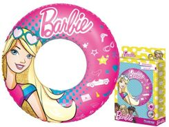Barbie Koło dmuchane do pływania 56cmBestway 93202