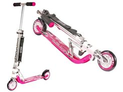 HUDORA HULAJNOGA Big Wheel 125 pink 14742