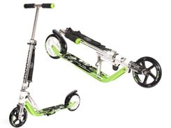 HULAJNOGA HUDORA Big Wheel 180 green 14745