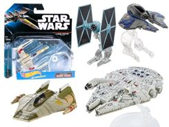 Hot Wheels STATEK kosmiczny MIX Star Wars  ZA2317