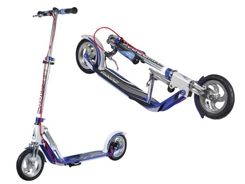 Hudora Hulajnoga aluminium Big Wheel AIR 205 14015