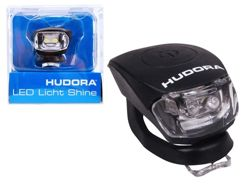 Hudora Lampka LED do roweru, hulajnogi black 85065
