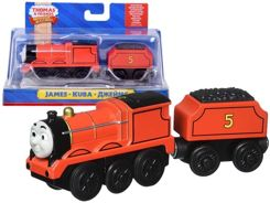 Kolejka z wagonikiem Thomas i Friends James ZA2773