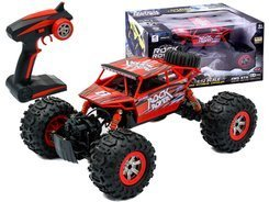 OFF ROAD terenowa jazda 4WD + Pilot 2,4GHz RC0383