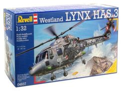 Revell HELIKOPTER model do sklejania W.Lynx 04837