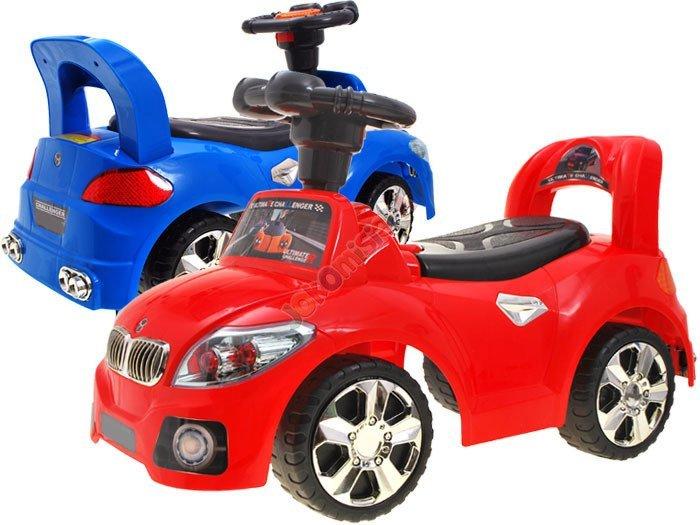 Cudowna Autko Pierwszy jeździk pchacz dla dziecka ZA1918   Sport dla GL37