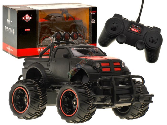 Auto MONSTER TRUCK Wielki Pick-up sterowany RC0300