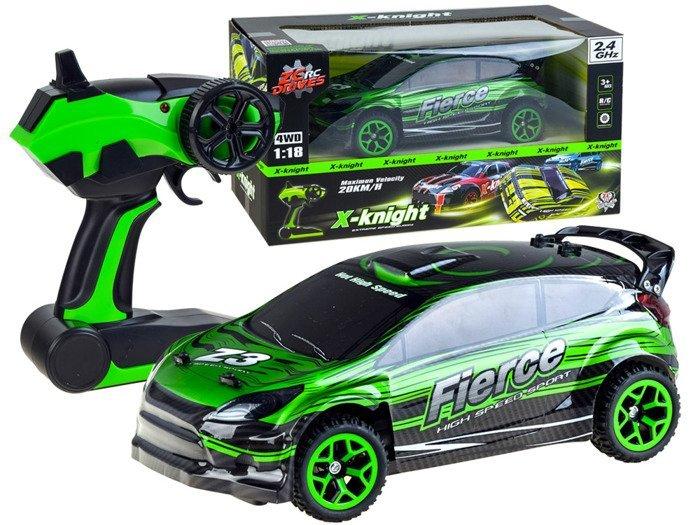 Auto Zdalnie Sterowane Ford Fiesta Rs 20kh Rc0404 Zabawki Dla