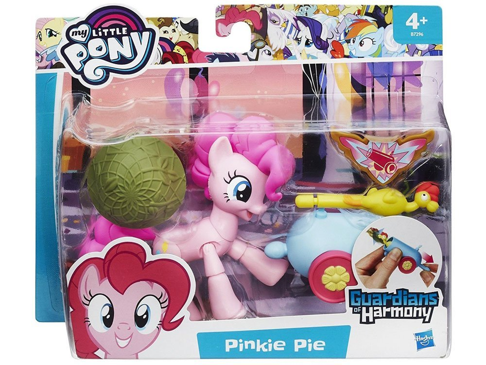 MY LITTLE PONY GUARDIANS OF HARMONY SHADOWBOLTS PONY FIGURE PLAY SET TOY