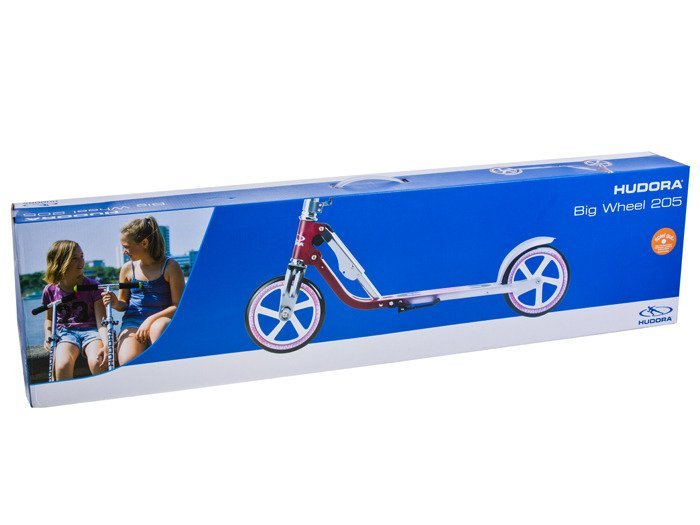 Hudora HULAJNOGA Big Wheel koła 205mm 14764