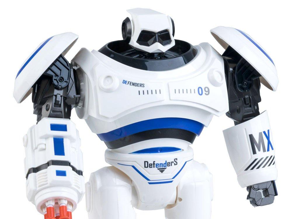 spiewajacy tanczacy robot