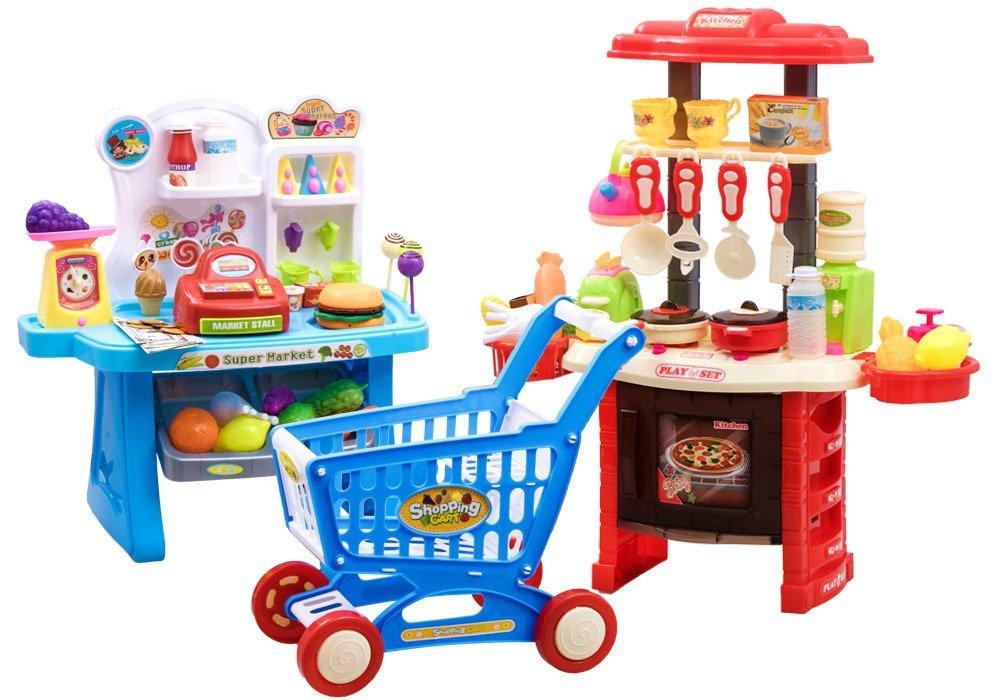 ad4a48f295289a Kuchnia dla dzieci Sklep wózek na zakupy ZA2227 | Zabawki dla dzieci ...