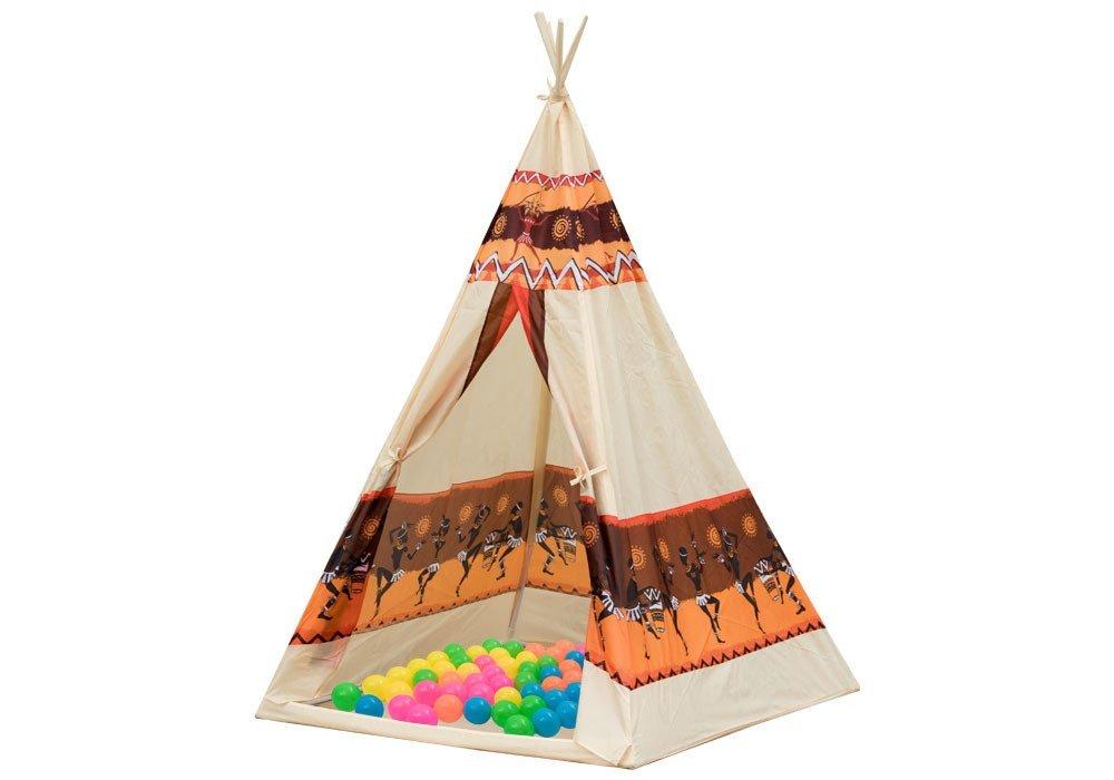 Namiot Tipi WIGWAM+ 60 kolorowych piłek ZA2160 sklep