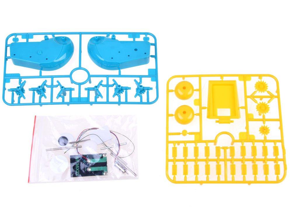 Robot Solarny świerszcz Zestaw Solarny Diy Za2919