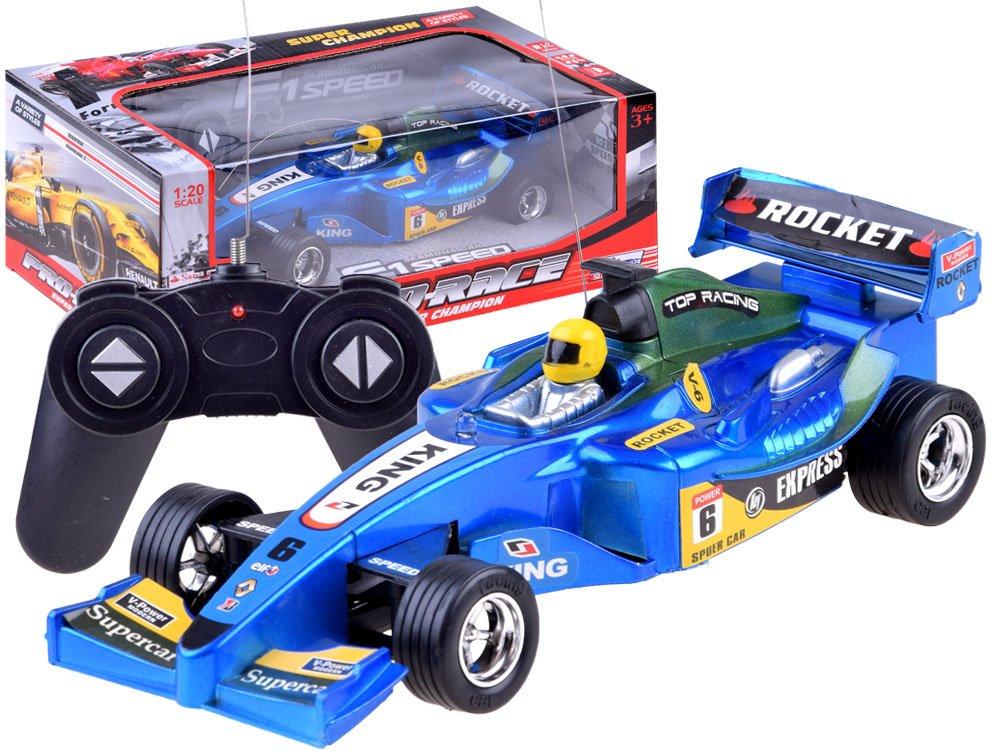 Super Szybki Bolid Z Toru Wyścigowego Rc0460 Zabawki Dla Dzieci