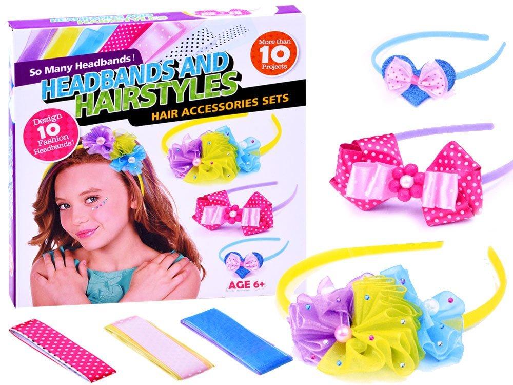 Najnowsze Zestaw kreatywny Zrób to sam Opaska+ biżuteria ZA2484 | Zabawki TM54