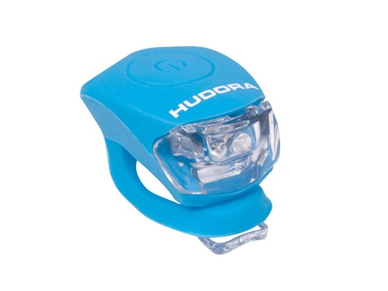 Hudora Lampka LED do roweru, hulajnogi blue 85066